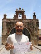 """Foto para la campaña """"Un selfie por la Capilla"""". Capilla San José de Sevilla. Sevilla turismo. Sevilla en Mayo. Barroco. Arquitectura, arte, cultura."""