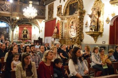 Concierto Capilla San José Sevilla en Abril, Hermandad Estrella, Turismo en Sevilla, que visitar en sevilla