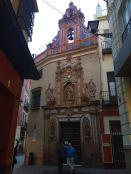 Capilla San José de Sevilla.