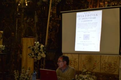 II Ciclo de Conferencias en la Capilla San José de Sevilla. Sevilla turismo. Capilla. Sevilla en Mayo. Universidad de Sevilla