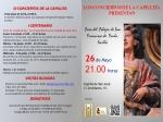 Concierto de la Capilla San José. Sevilla. Sevilla turismo. Sevilla en mayo. música, restauración, capilla, barroco.