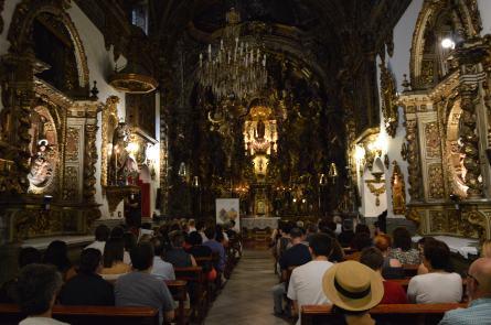 Día Europeo de la Música en la Capilla San José de Sevilla. Restauración. Barroco. Turismo. Ayuda. Escultura. Arte. Pintura. Arquitectura.