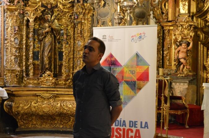 Día Europeo de la Música en la Capilla San José de Sevilla. Restauración. Barroco. Turismo. Ayuda. Escultura. Arte. Pintura. Aquitectura.