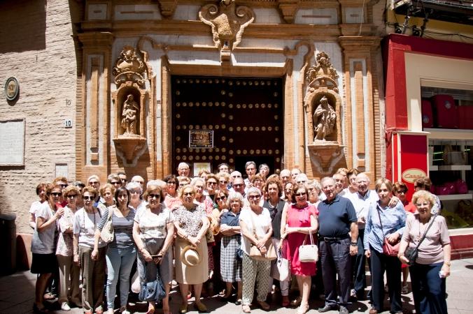 Asociación Amigos del Museo de Bellas Artes de Sevilla. Capilla San José de Sevilla. Turismo. Junio. Barroco.